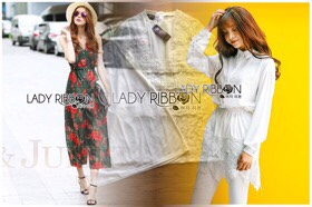 lady ribbon closet