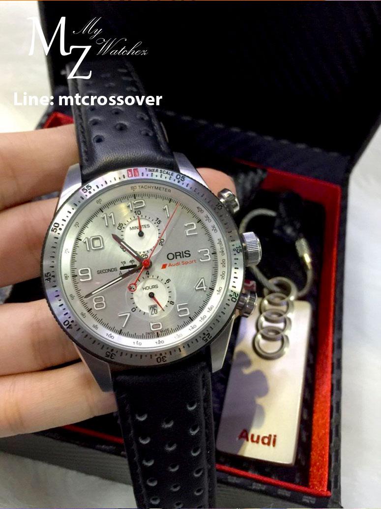 นาฬิกา Oris Audi Sport ก๊อปเกรด Mirror และ เกรด Swiss