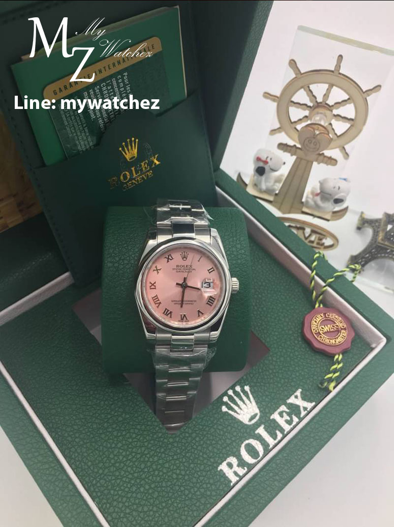 Rolex Lady Datejust - 279160 Pink Dial 2017