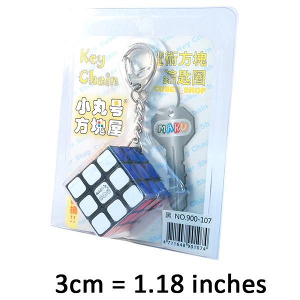 รูบิค Maru mini 3x3(Keychain)