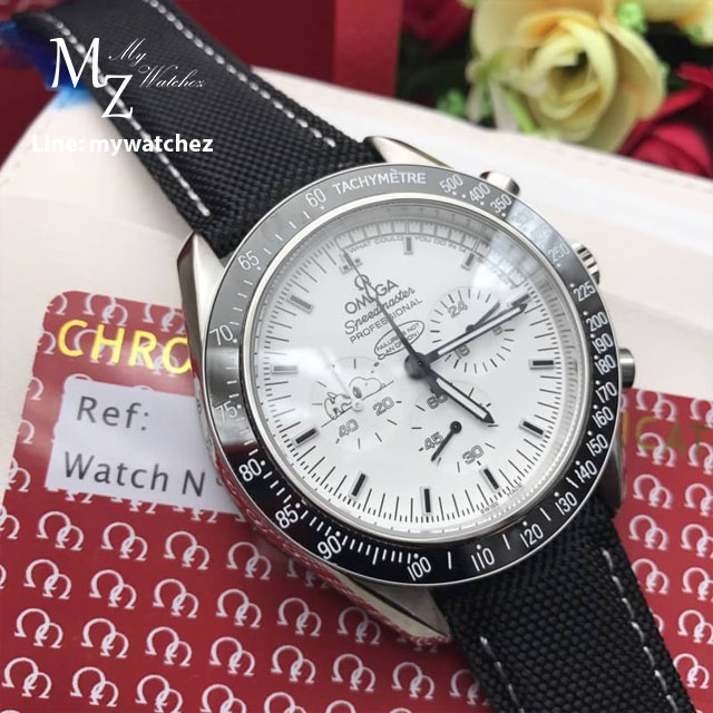 Omega Seamaster Professional Snoopy Limited Edition - Black and White