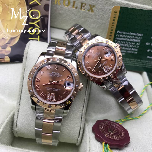 Rolex Oyster Perpetual 31 MM - Chocolate Dial
