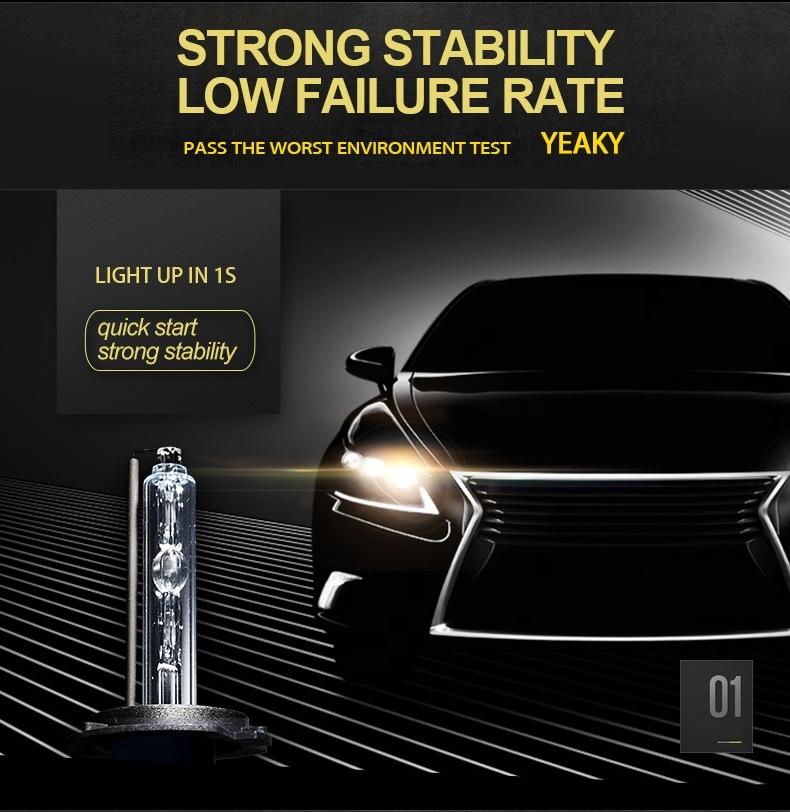 ชุดไฟหน้า HID รุ่น T4 5500K Mazda3