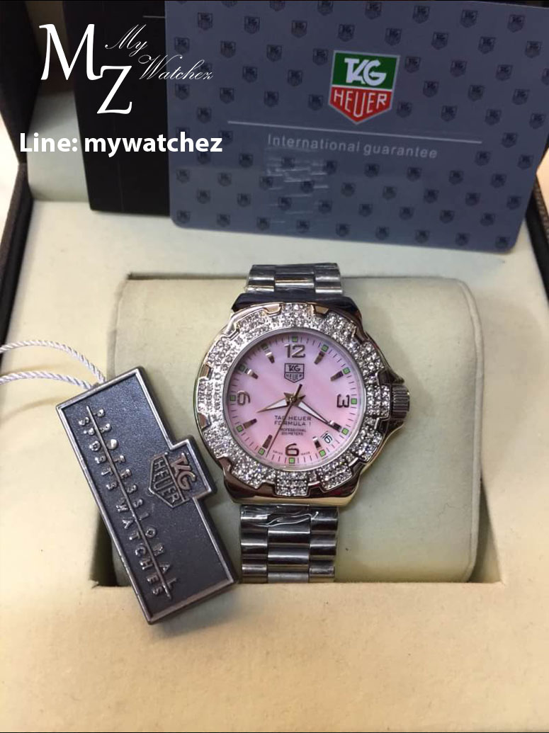 Tag Heuer Formula one Lady Full Diamond - WAC1216.BA0852