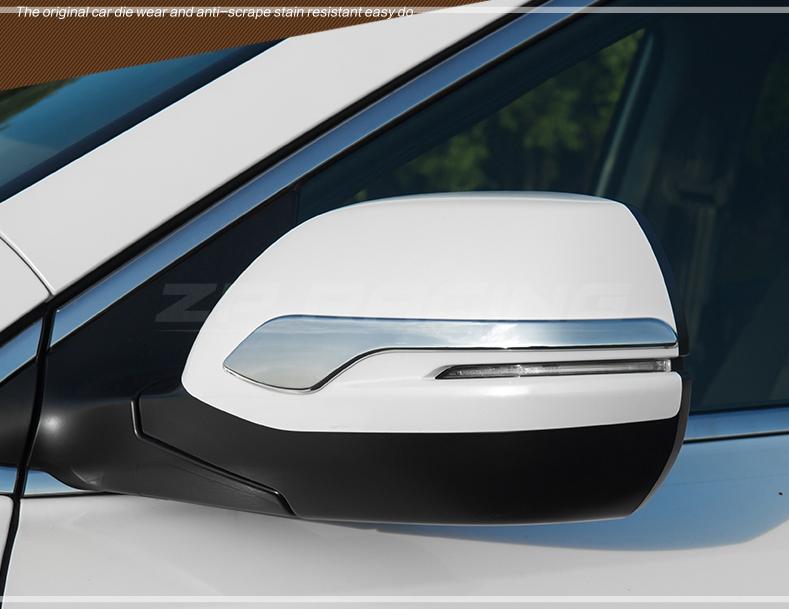 คิ้วกระจกข้าง Modulo CR-V