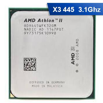 [AM3] Athlon X3 445 3.1Ghz / 3 Core
