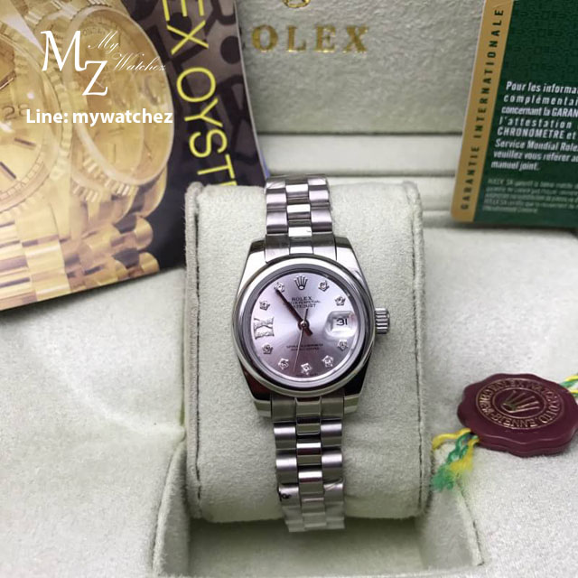 Rolex Oyster Perpetual 28 MM - Platinum