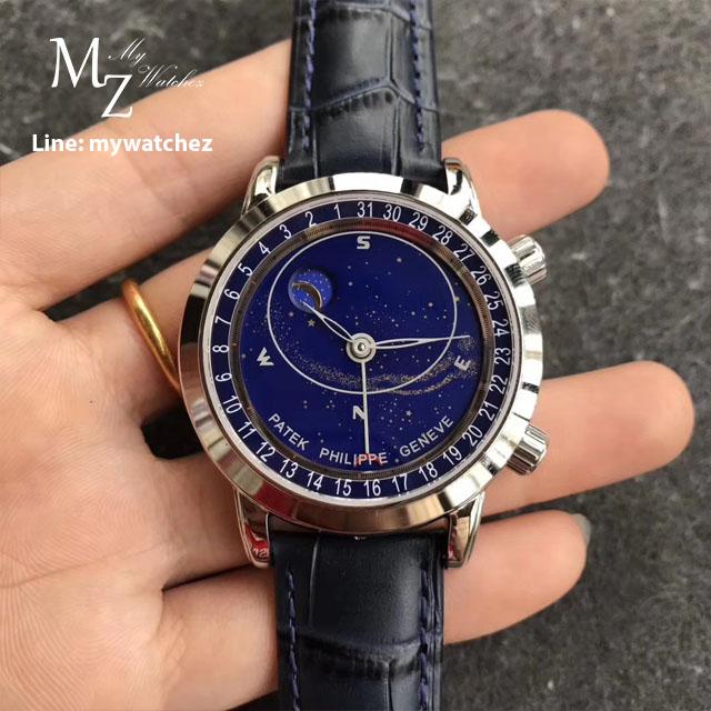Patek Philippe Grand Complication 6102P
