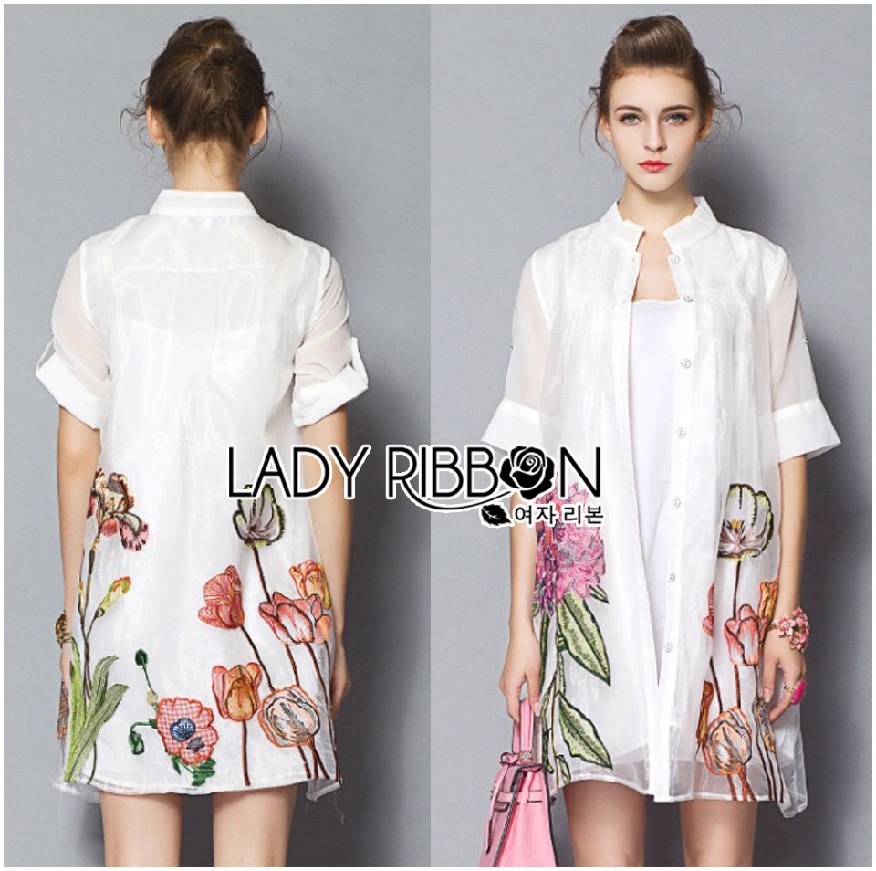 Lady Ribbon
