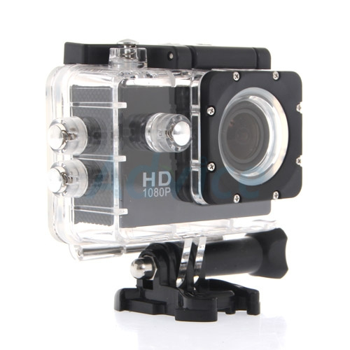 Action Camera WT01 คุณภาพ เกินราคา 12M FULLHD 1080P ลงน้ำลึก30เมตร
