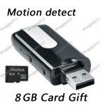 ใหม่ กล้องแฟลตไดรท์ U8 มาพ้อม เมม 8g Memory Gift