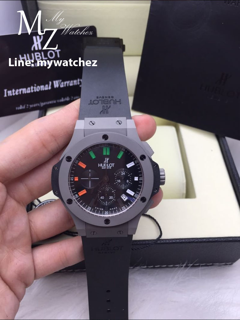 ็ีHublot Big Bang Tuiga 1909 - UAE Edition