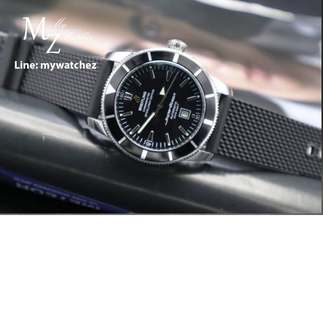 Breitling Superocean Heritage A17320 - Black Dial