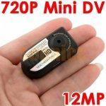 กล้อง HD Mini 720P Q5 วัสดุอย่างดี ถ่ายภาพชัดระดับ HD 720p อัดvideo และก็ตรวจจับการเคลื่อนไหว คุณภาพสูง ใหม่ล่าสุด 2014