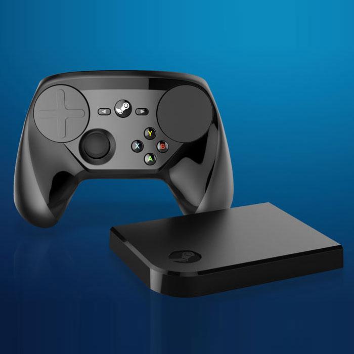 Steam Link & Controller เครื่องเล่นเกมสตีม และจอยคอนโทลเลอร์ บน ทีวี PC to TV