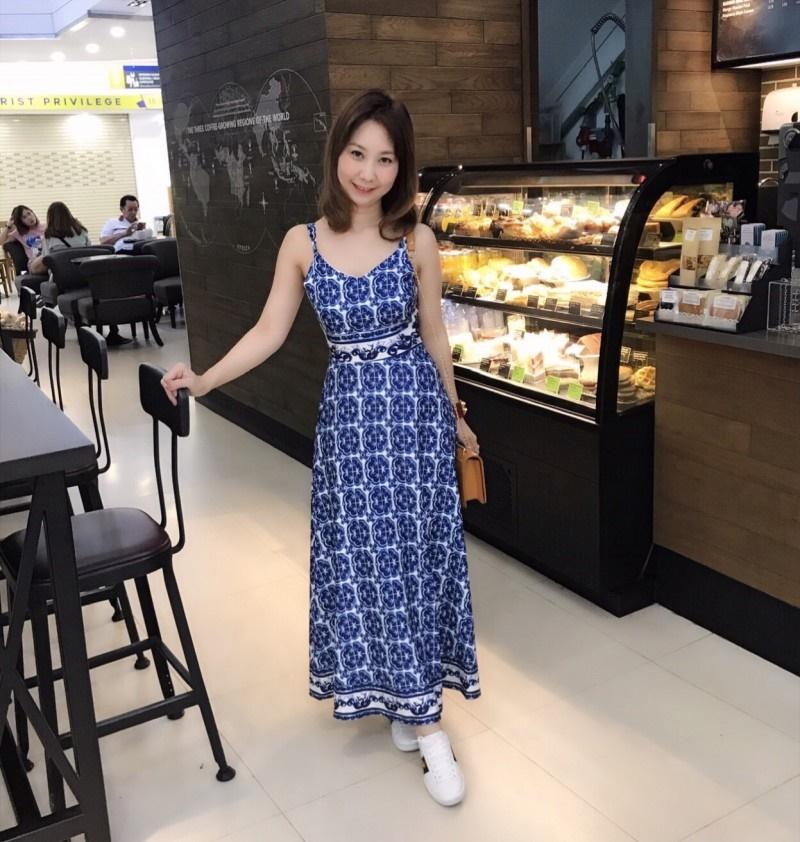 เสื้อผ้าแฟชั่นเกาหลี Lady Ribbon Thailand Morning Posh Present D&G summer collection