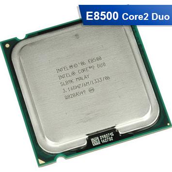 [775] Intel Core2 Duo E8500 3.16GHz