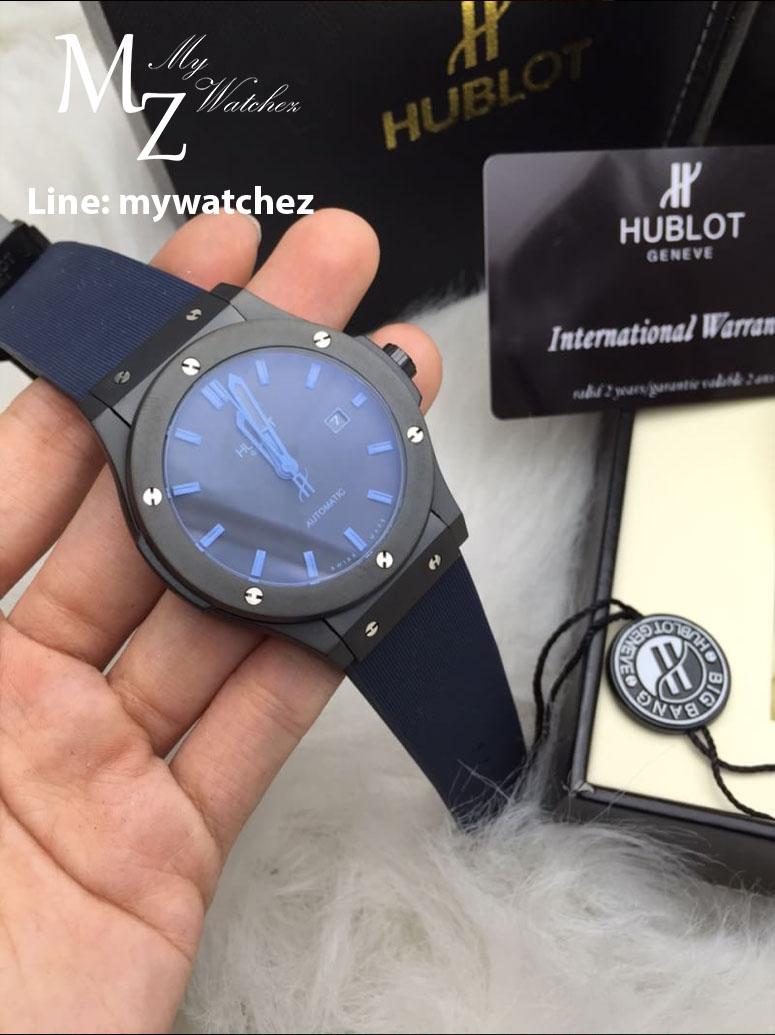 ็ีHublot Classic Fusion - All Blue