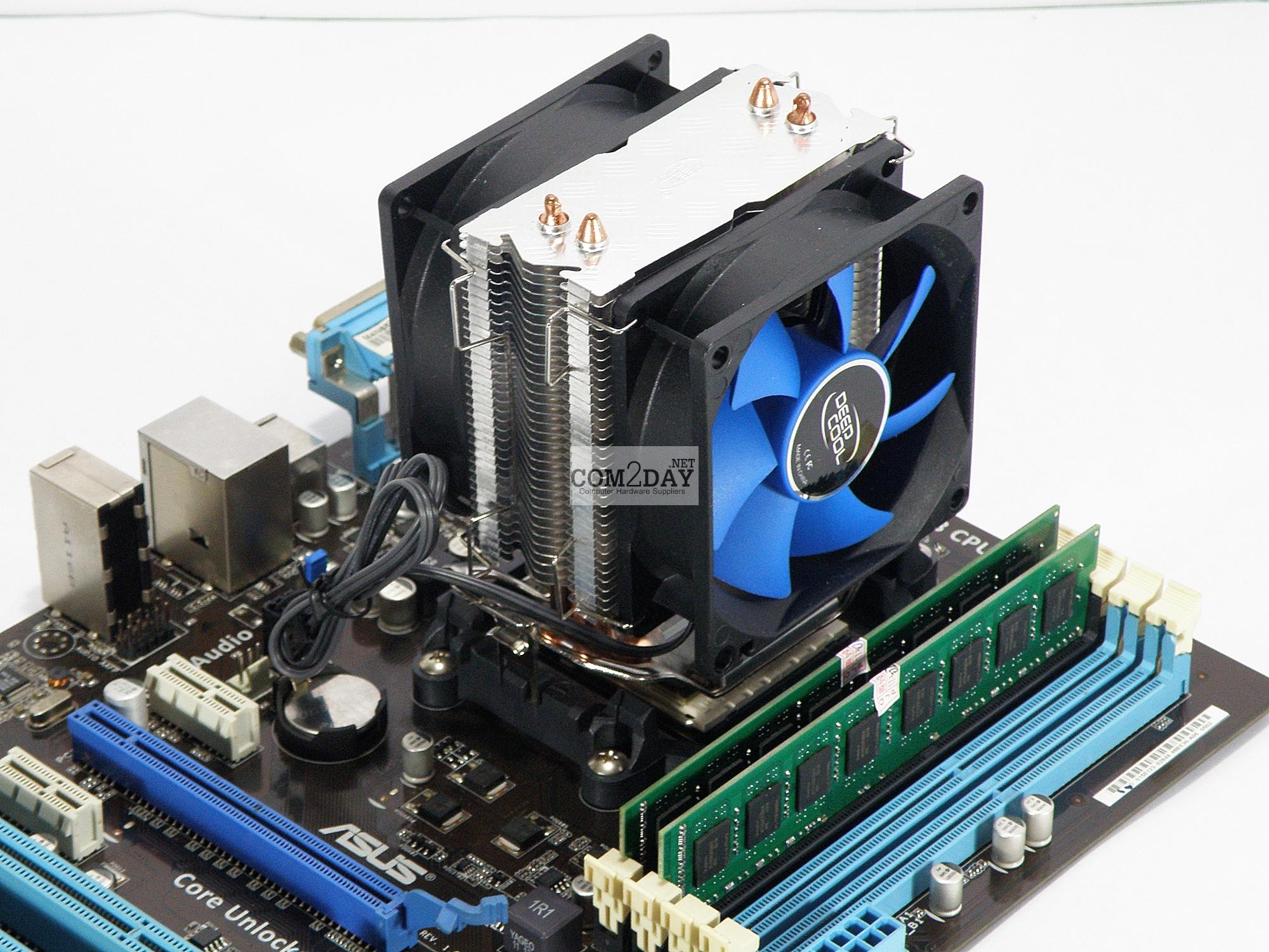 ชุด X4 640, DDR3 8GB