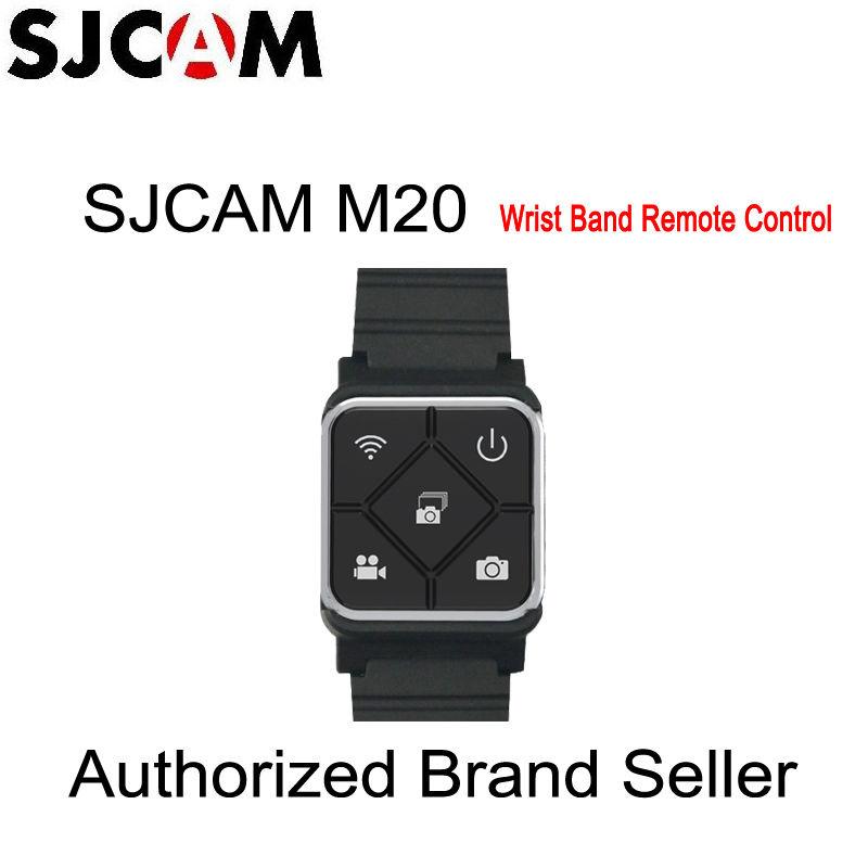 SJCAM นาฬิการีโมทบลูธูท สำหรับ SJCAM M20
