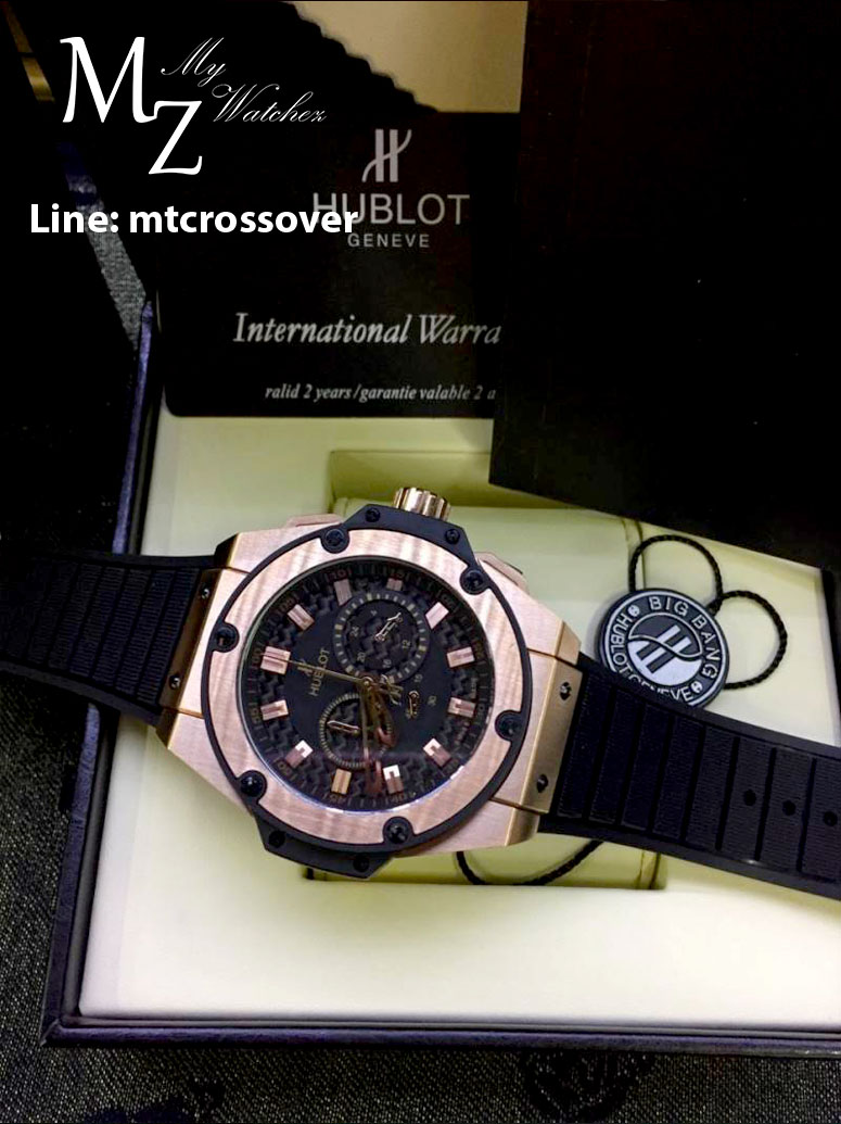 Hublot Big Bang King Power Rose Gold 48 MM