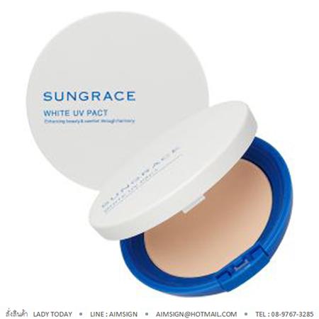 COVERMARK SUNGRACE WHITE UV PACT SPF18 PA++