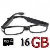 กล้องแว่นตา FullHD 1080P พร้อม เมม 16G