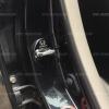 ครอบกลอนประตู Honda สีดำ HRV
