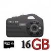 กล้อง T9000 Mini camcorder FullHD กล้องจิ๋วอินฟาเรด พร้อมเมม 16G