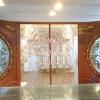 ม่านประตูกันยุงไซส์พิเศษ ก160xส210 ซม. 2แบบ 2สี