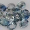 พลอยมรกต (Green Sapphire) พลอยธรรมชาติแท้น้ำหนัก 3.04 กะรัต