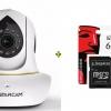 กล้องไอพี Vstarcam C38S 64GB ความชัด 2ล้าน pixel ระบบการทำงานจัดเต็มสูงสุด