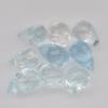พลอยอความารีน (Aquamarine) พลอยธรรมชาติแท้ น้ำหนัก 3.60 กะรัต