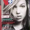 V Pluse ปก Mandy Moore