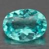 พลอยอะพาไทต์ (Apatite) พลอยธรรมชาติแท้ น้ำหนัก 0.70 กะรัต