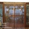 ม่านประตูกันยุงไซส์พิเศษ ก210xส210 ซม. 2แบบ 2สี