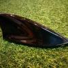 เสาอากาศครีบฉลาม CIVIC สีดำมุก