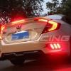 ไฟเบรคทรง Mustang CIVIC FC