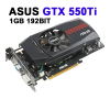 ASUS GTX550Ti DircetCU TOP 1GB GDDR5 192BIT