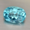 พลอยอะพาไทต์ (Apatite) พลอยธรรมชาติแท้ น้ำหนัก 0.85 กะรัต