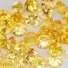 พลอยบุษราคัม (Yellow Sapphire) พลอยธรรมชาติแท้น้ำหนัก 3.00 กะรัต