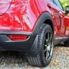 บังโคลน Mazda speed CX-3