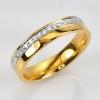 แหวนทอง ประดับเพชร
