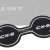 ยางรองหลุม สีขาว (เรืองแสง) CX-5 2018