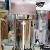 เครื่องอัดไส้กรอกไฟฟ้า25ลิตรแบบเท้าเหยียบ
