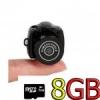 กล้องจิ๋วขนาดเท่าเหรียญ 5 HD Video Y3000 New 2014 ฟรี พร้อมใช้งาน เมมโมรี่ 8G จัดส่ง EMS FREE