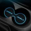 ยางรองหลุม(สีฟ้า) Mazda 3 Skyactive