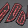 ยางรองหลุม(สีแดง) Mazda 3 Skyactive