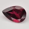 พลอยโกเมน(Rhodolite Garnet) พลอยธรรมชาติแท้ น้ำหนัก 2.15 กะรัต