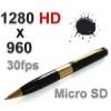 กล้องปากกา ความละเอียดสูงสุดแบบ HD เบาขึ้น ละเอียดขึ้น บางขึ้น